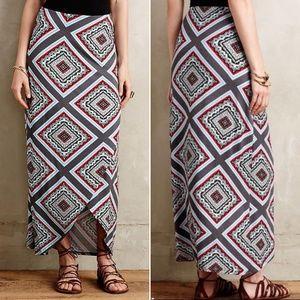 Anthropologie Maina Maxi Skirt
